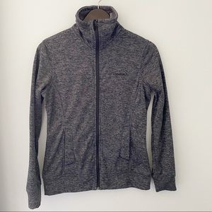 O'Neil Zip Up Dark Gray Women's Jacket  Hoodie